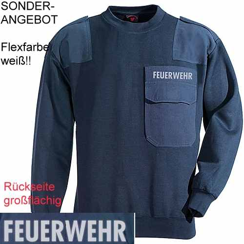 Sweat-Shirt Worker ANGEBOT