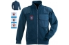 Sweatjacke ´Commander´ Wappen